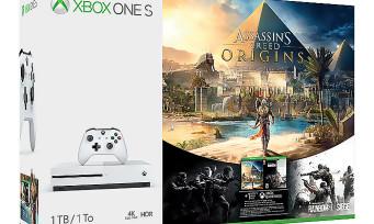 Assassin's Creed Origins : deux bundles Xbox One S pour le prix d'un