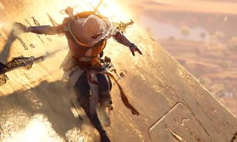 Assassin's Creed Origins : le pack de la Première Civilisation est disponible, découvrez-le en vidéo