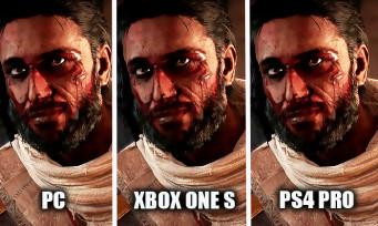 Assassin's Creed Origins : le jeu plus beau sur Xbox One S, PS4 Pro ou PC ? Une vidéo comparative