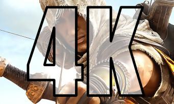 Assassin's Creed Origins : la mise à jour pour jouer en 4K sur Xbox One X est disponible