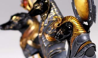 Assassin's Creed Origins : une figurine des Dieux en résine et en laiton vendue 500 dollars