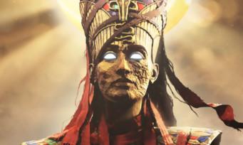 Assassin's Creed Origins : un trailer mystique pour la sortie du DLC The Curse of the Pharaohs