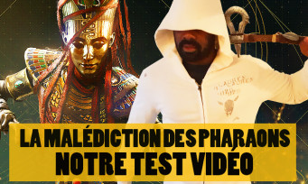 "Test Assassin's Creed Origins : que vaut le DLC ""La Malédiction des Pharaons"" ?"