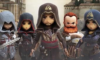 Assassin's Creed Rebellion : un free-to-play pour bâtir sa propre Confrérie d'Assassins