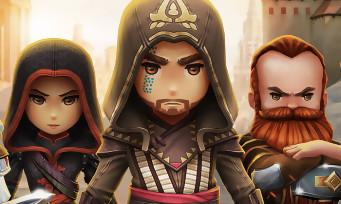 Assassin's Creed Rebellion : le jeu tient enfin une date de sortie, des images et une vidéo en plus