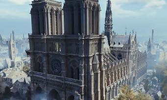 Notre-Dame : Ubisoft offre Assassin's Creed Unity pendant une semaine et fait un don de 500 000€