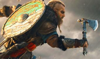 Assassin's Creed Valhalla : épique et guerrier, le ton est donné dans ce premier trailer grandiose