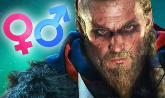 Assassin's Creed Valhalla : la version féminine d'Eivor sera bientôt montrée