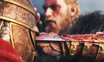 Assassin's Creed Valhalla : une publicité TV particulèrement brutale