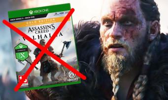 Les collectors d'Assassin's Creed Valhalla, Far Cry 6 et Watch Dogs Legion officiellement privés du jeu en boîte sur Xbox One