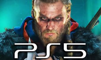 Assassin's Creed Valhalla : la version PS5 dévoile son framerate et sa définition, pas d'inquiétude