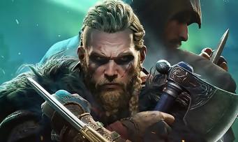 Assassin's Creed Valhalla : un trailer qui raconte l'histoire du jeu, les fils de Ragnar Lothbrok seront présents