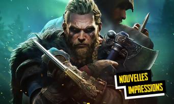 Assassin's Creed Valhalla : on y a rejoué, de nettes améliorations ? Nos nouvelles impressions