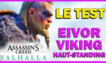 Test Assassin's Creed Valhalla : voici notre avis en vidéo, une vraie belle aventure ?