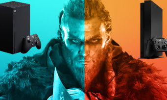 Assassin's Creed Valhalla : une vidéo comparative Xbox Series X vs. Xbox One X