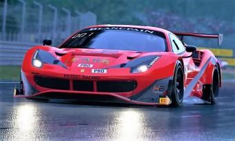 Assetto Corsa Competizione : une nouvelle vidéo de gameplay où l'on passe du jour à la nuit