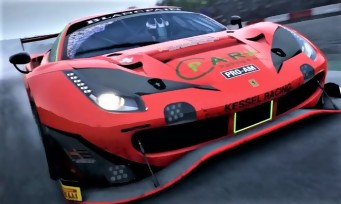 Assetto Corsa Competizione : la version finale dispo sur Steam, un trailer de lancement et plein d'images