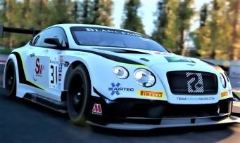 Assetto Corsa Competizione : Kunos lâche des images de la Bentley Continental GT3 et de Misano