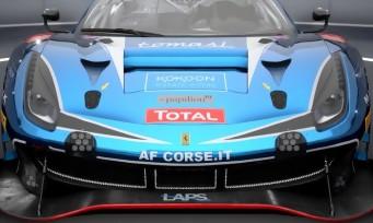 Assetto Corsa Competizione : une splendide vidéo de gameplay en Ferrari 488 GT3 sur le Hungaroring !