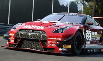 Assetto Corsa Competizione : la Nissan GTR GT3 et le circuit de Monza débarquent en vidéo !