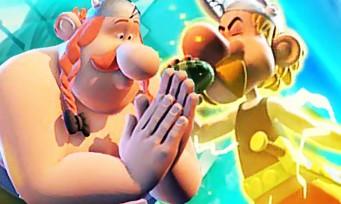 Astérix & Obélix XXL 3 : premier trailer de gameplay qui tabasse sous des airs de hack'n'slash