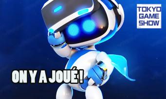 Astro Bot Rescue Mission : on y a joué au TGS 2018, le nouveau chouchou du PSVR ?