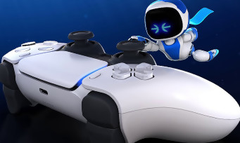 Astro's Playroom : le jeu sera pré-installé sur la PS5, un 1er trailer avec la DualSense