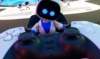 Astro's Playroom : voici la durée de vie, c'est honnête pour un jeu gratuit