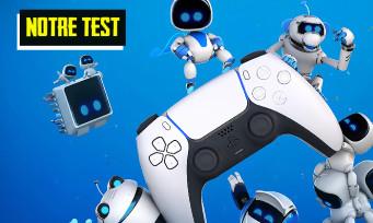 Test Astro's Playroom : l'autre vrai jeu next gen de la PS5