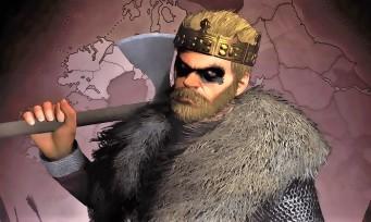 A Total War Saga Thrones of Britannia : les Vikings débarquent en vidéo