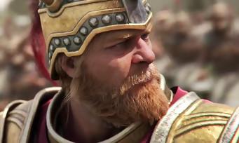 A Total War Saga Troy : un nouveau trailer consacré à Ménélas, le roi de Sparte