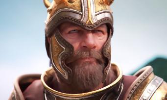 A Total War Saga Troy : au tour d'Agamemnon de se montrer en vidéo