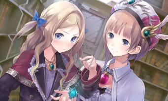 Atelier Rorona Plus - The Alchemist of Arland : astuces et cheats codes du jeu