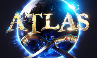 Atlas : un trailer version longue pour le MMO ultra-ambitieux de piraterie, l'early acess arrive