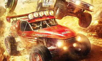 BAJA Edge of Control : le remaster annoncé sur Xbox One et PS4, la preuve en images