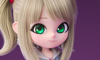 Balan Wonderworld : Square Enix dévoile la cinématique d'intro du jeu, c'est très coloré