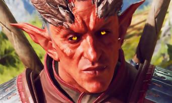 Baldur's Gate III : une heure de gameplay en compagnie du studio, ça donne envie