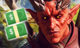 Baldur's Gate III : déjà un million de ventes, c'est un beau succès