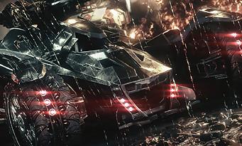 Batman Arkham Knight : la Batmobile sort l'artillerie lourde
