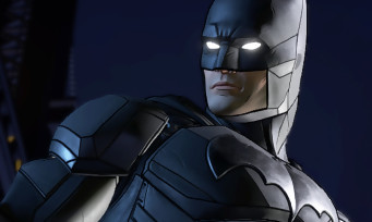 Batman The Enemy Within : un vrai cadavre apparaît dans l'Episode 2