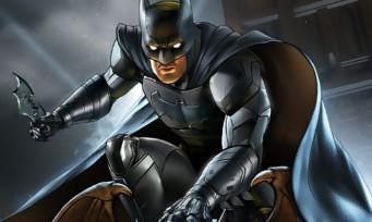 """Batman (Telltale) : un nouveau costume pour la nouvelle saison """"The Ennemy Within"""""""