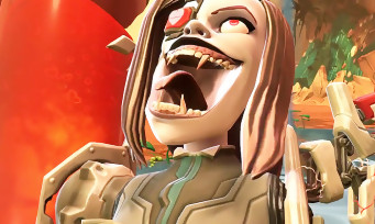 Battleborn : voici Beatrix, le 30ème perso du jeu, qui ressemble à une Little Sister (BioShock)