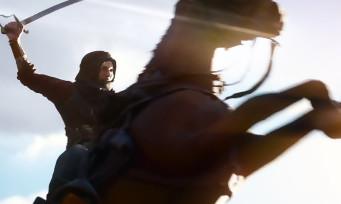 Battlefield 1 : voici les toutes premières images de gameplay du jeu