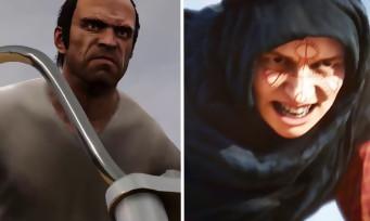 Le trailer de Battlefield 1 recréé entièrement dans le jeu GTA 5