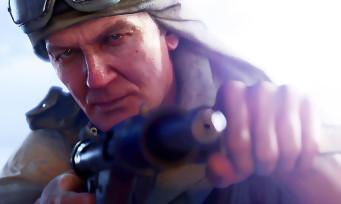 Battlefield 5 : du gameplay maison avec du ski, un blizzard et des feuilles mortes à la physique hallucinante