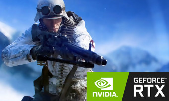 Battlefield 5 : le mode Tir Groupé et le DLSS arrivent aujourd'hui !