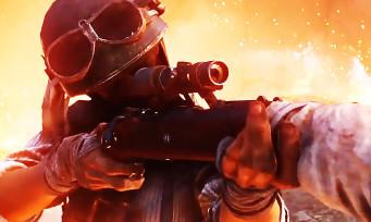 """Battlefield 5 : le battle royale """"Firestorm"""" se présente enfin avec un superbe trailer enflammé"""
