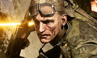 """Battlefield V : un trailer de gameplay qui permet de découvrir la nouvelle map """"Opération Souterrain"""""""