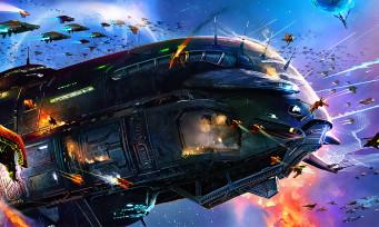 Battlefleet Gothic Armada 2 : le jeu sort aujourd'hui sur PC, voici son trailer de lancement