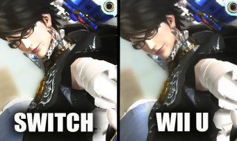Bayonetta 2 : voici le comparatif Switch vs Wii U par Digital Foundry